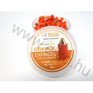 ORANGE EXPRESS 4.5 mm